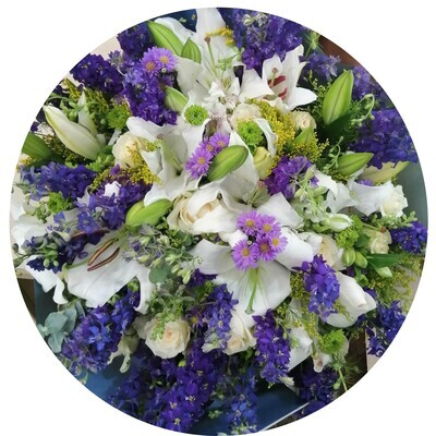 30 Dame violet Lebanon