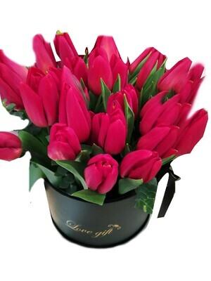 30 Tulip Box Lebanon