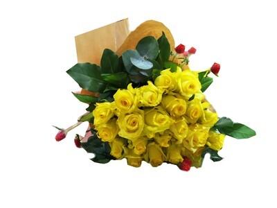 50 Yellow Rose Lebanon