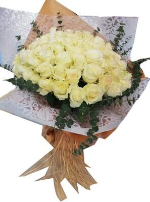 200 Roses Simply White Lebanon