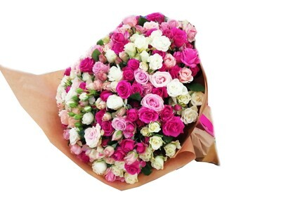 Young Love 100 baby roses Lebanon