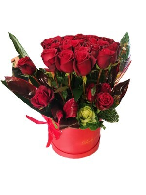 40 Roses Red passion Lebanon
