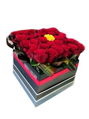 50 roses Romance Lebanon