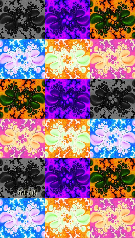 SC Abstractions - Multifuntional Bandana
