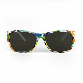 SC Abstract Madness Sunglasses
