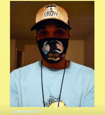 Splif Dog - Face Mask