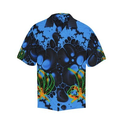 It's OK Hawaiian cut and sew tee - Limited Edition