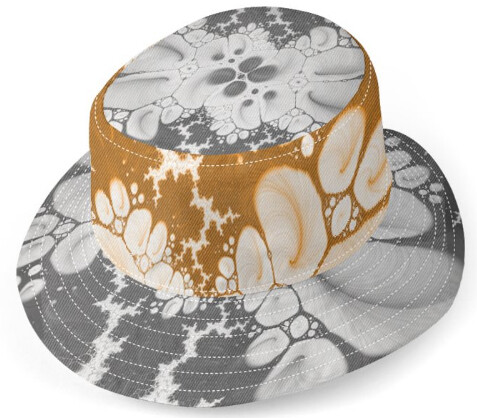 SC Flagship - Abstraction Reversable Bucket Hat