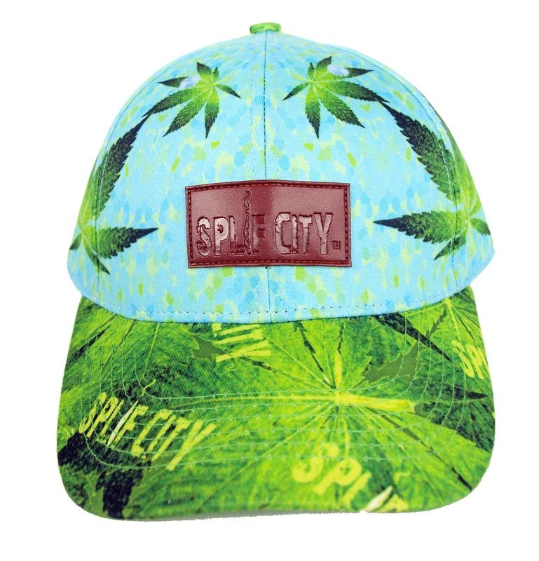 Splif City Flagship 6 Panel baseball cap