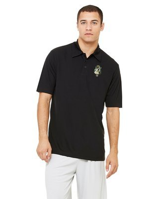 Splif Dog polo - black