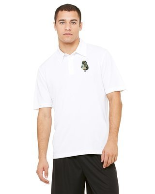 Splif Dog polo - white