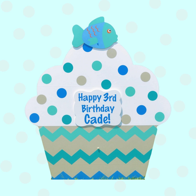 Sand & Sea Cupcake Rental