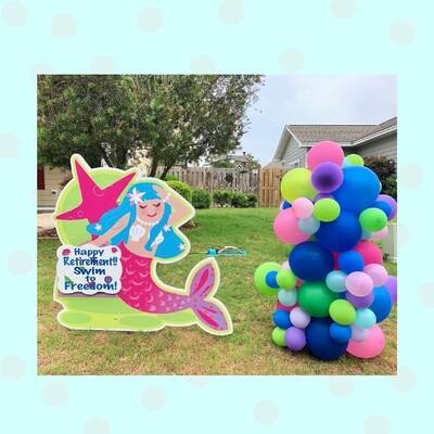 Balloon Cluster