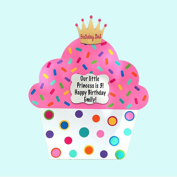 Bubblegum Pink Cupcake Rental