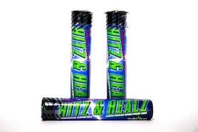 Broad Spectrum CBD Hitz & Healz 60mg (3 Count)