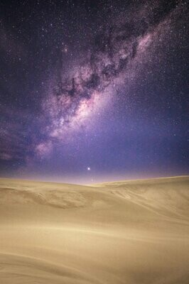DUNE STARS - MYALL LAKES NATIONAL PARK - PRINT A4