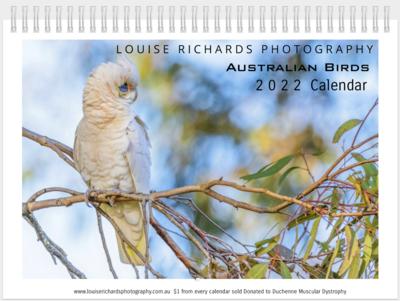 2022  Australian Birds Calendar