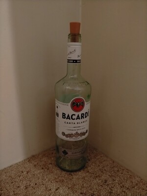 Bacardi Bottle