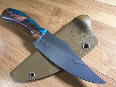 Knife - Custom Clip Point #7