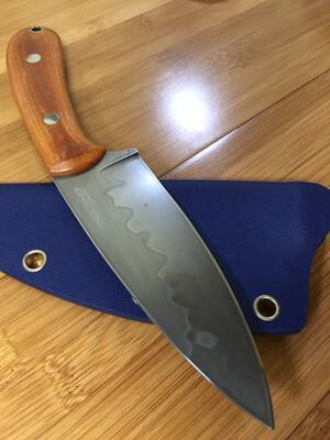 Knife - Custom Drop Point #5