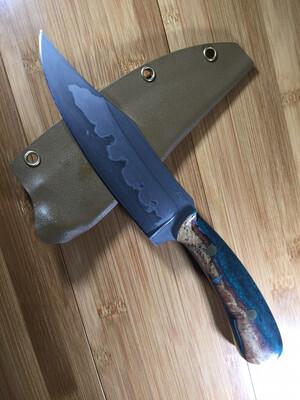 Knife - Custom Clip Point #8