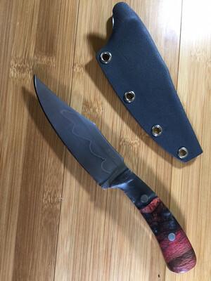 Knife - Custom Clip Point #11