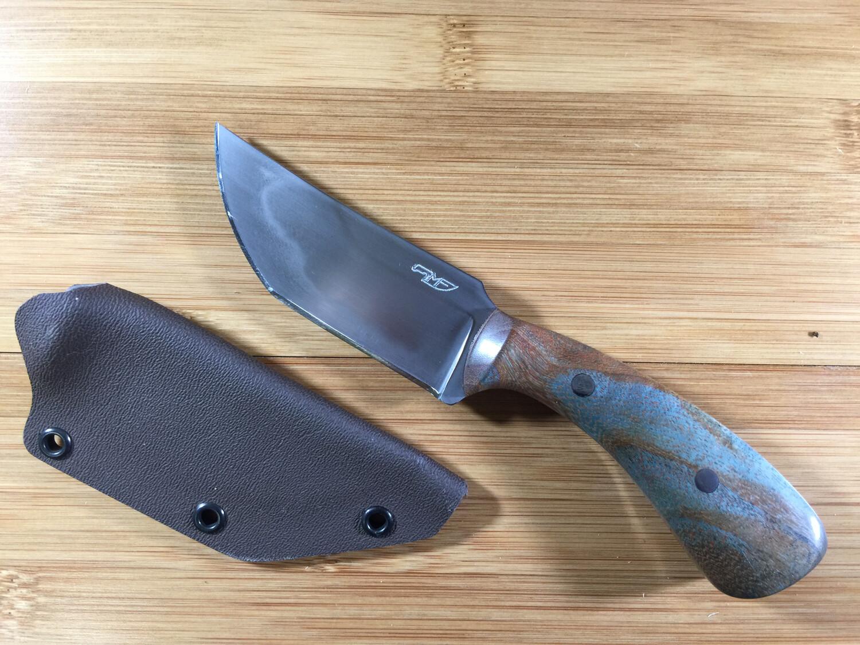 Knife - Custom Tanto Survival #4