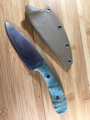 Knife - Custom Drop Point #10