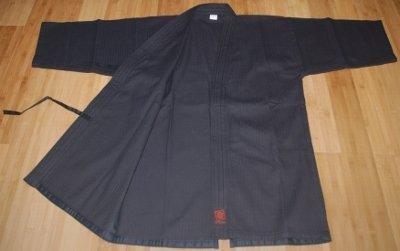 Keikogi - Light Weight Summer Navy Kendo
