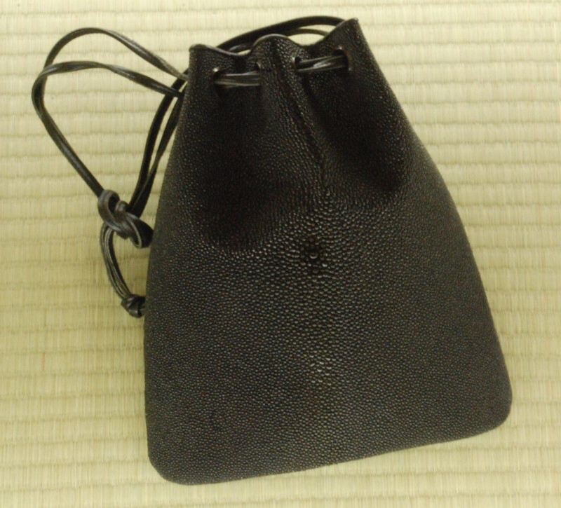 Shingen Bukuro (信玄袋) Samurai Carrying Bag