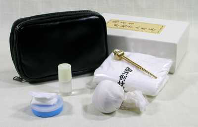 Sword Cleaning Kit - Portable