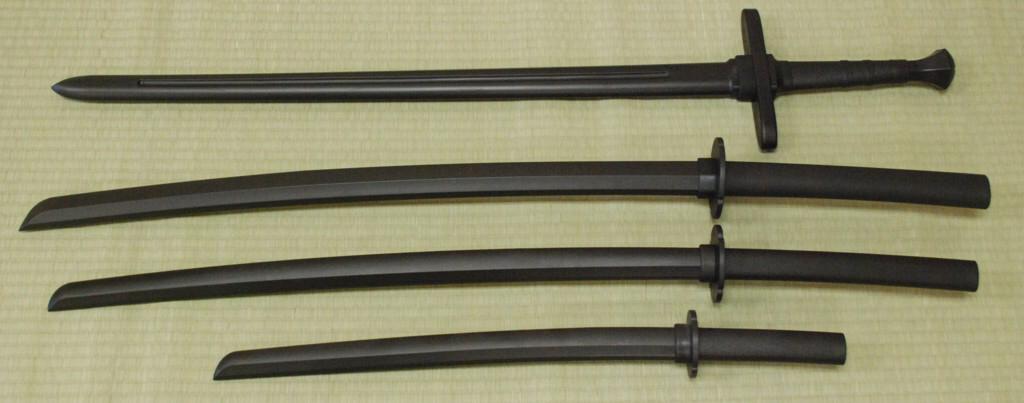 Bokken - Cold Steel O-Katana