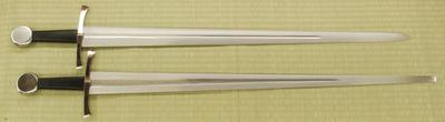 European - Tinker Early Medieval Single Hand Sharp