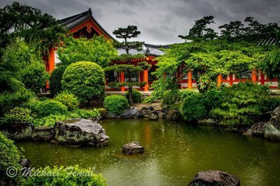 Print - Sanjusangendo Temple