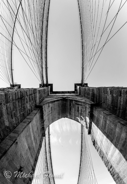 Print - NYC Brooklyn Bridge Connections