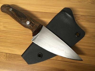 Knife - Custom Drop Point #3