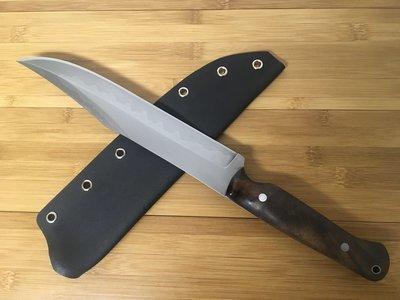 Knife - Custom Clip Point #3