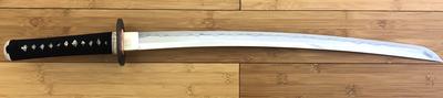 Wakizashi - Kotetsu #119 Cutting Sword