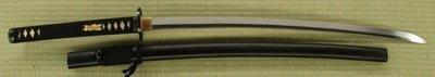 Katana - Hanwei Raptor Shobu Zukuri (Iris Leaf Blade)FACTORY SECOND
