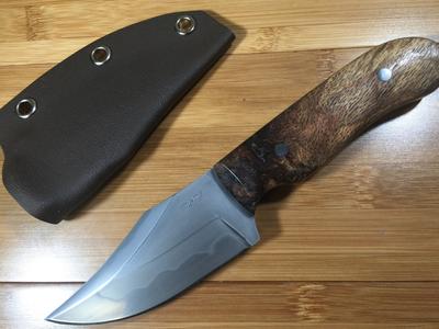 Knife - Custom Clip Point #6