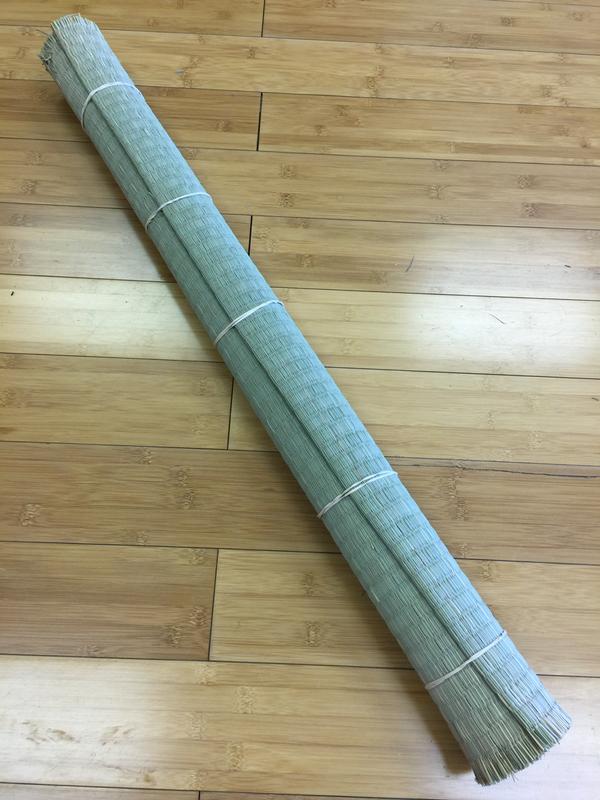 Tatami Omote Target - Mugen Dachi - Rolled