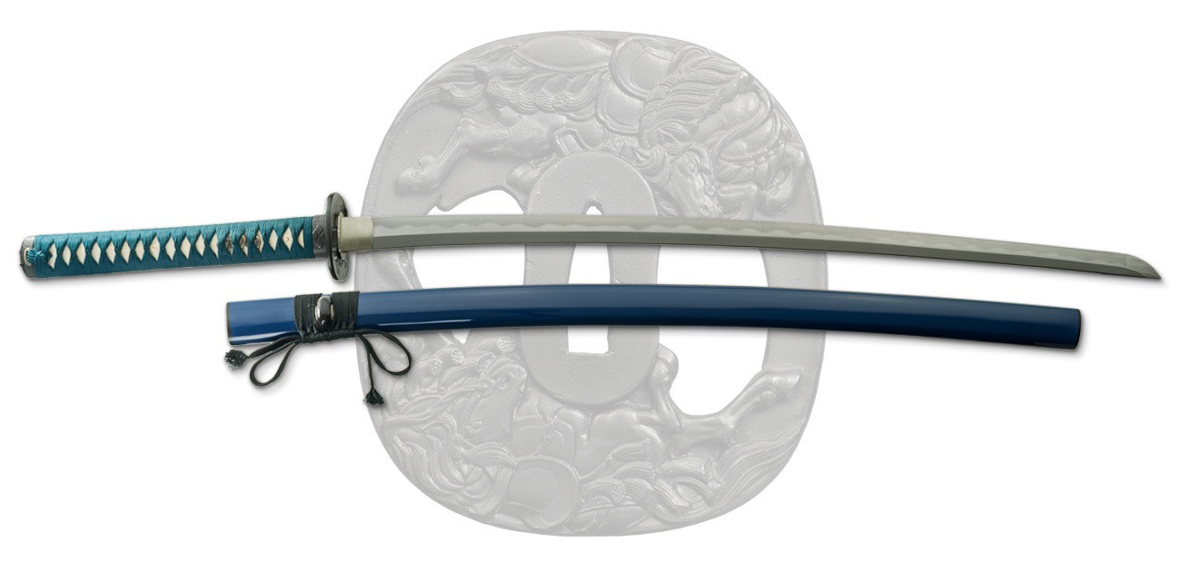 Katana - Dragon King War Horse (SPECIAL ORDER ONLY)