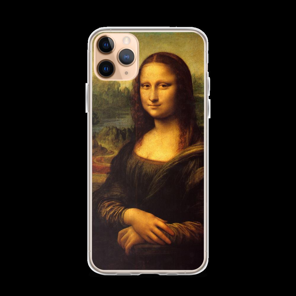 Mona Lisa - iPhone Case