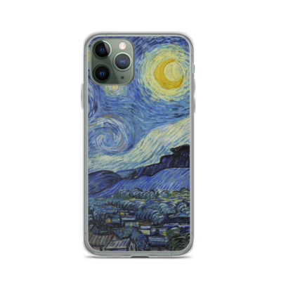 The Starry Night - iPhone Case