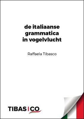 """""""De grammatica in vogelvlucht"""""""