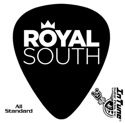 Royal South Guitar Pick (set of 3)