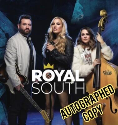 Autographed Royal South EP