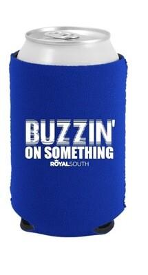 Royal Blue Buzzin' Koozie