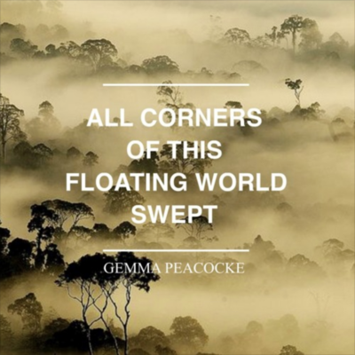 All Corners of this Floating World, Swept for percussion trio (hard copies - score and parts)