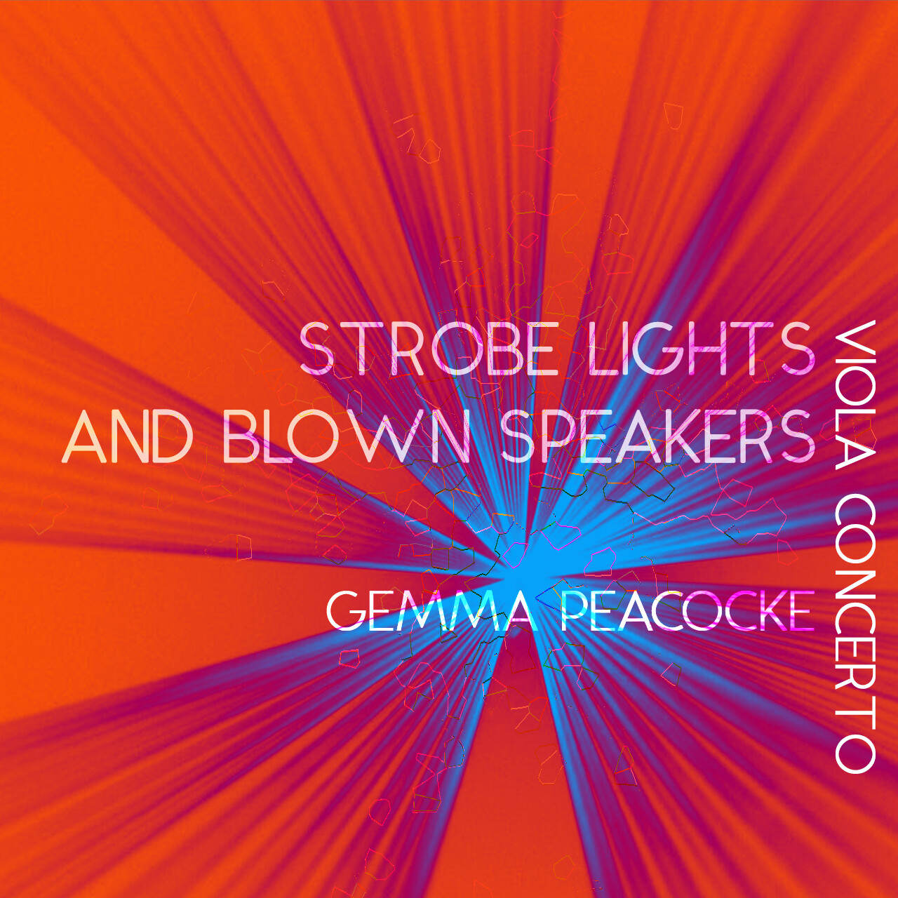 ​Strobe Lights and Blown Speakers (score and parts – rental)